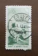 Suisse 1912 - Timbre De Bienfaisance - Zumsteim N°2 - Oblitéré - Fente Sur Le Timbre (voir Scan2) - Cote Théor. 625 CHF - Gebraucht