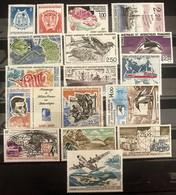 TAAF 1993, Année Complète, N° 171/183 Et PA 125/128, 17 Valeurs, Timbres Magnifiques, Luxe, Gomme D'origine - Komplette Jahrgänge