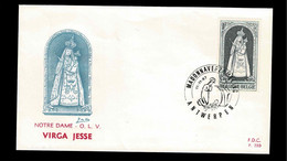 FDC  : Nr 1436  Stempel: Antwerpen - 1961-70