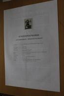 Österreich Amtl. Schwarzdruck Auf Erläuterungsblatt: Feuerwehren - Heiliger Florian, 1998 - Non Classificati