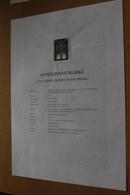 Österreich Amtl. Schwarzdruck Auf Erläuterungsblatt: 1200 Jahre Erzbistum Salzburg, 1998 - Non Classificati