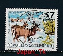 ÖSTERREICH Mi.Nr. 2216 Jagd Und Umwelt - Used - 1991-00 Usati