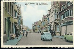 Comines Rue Du Faubourg - Comines-Warneton - Komen-Waasten