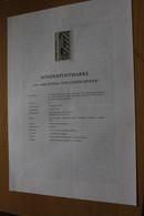 Österreich Amtl. Schwarzdruck Auf Erläuterungsblatt: Joseph Binder, 1998 - Non Classificati
