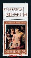 ÖSTERREICH Mi.Nr. 2519 Gemälde Im Liechtenstein-Museum, Wien  -used - 2001-10 Usati