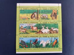 St. Tomé E Principe 1991 - Zonder Classificatie