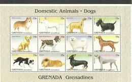 GRANADA GRANADINA Nº 1730 AL 1741 - Honden