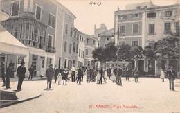CPA - Espana / Spain - MAHON ( Menorca ),  Plaza Arravaleta - Menorca