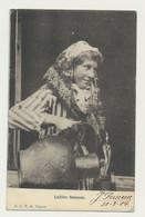 BELGIQUE - Laitière Flamande - Femme - Costume Et Coiffe....folklore - Campesinos