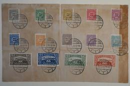 C SCHLESWIG ALLEMAGNE BELLE LETTRE  1920 APENRADE POUR KIEL + AFFRANCHISSEMENT INTERESSANT - Schleswig-Holstein