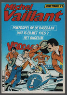 Koralle Gary Publishing Michel Vaillant Strip-pocket N° 1: Pokerspel Op De Racebaan Wat Is Er Met Yves? Het Ong ... 1982 - Michel Vaillant