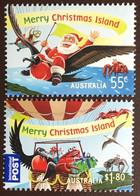 Christmas Island 2013 Christmas Birds Crabs MNH - Christmas Island