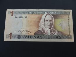 Lithuania - 1 Litas - 1994 - Lithuania
