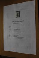 Österreich Amtl. Schwarzdruck Auf Erläuterungsblatt: Weihnachten 1997, 1997 - Non Classificati