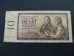 10 Korun 1960. Czechoslovakia - Czechoslovakia