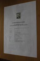 Österreich Amtl. Schwarzdruck Auf Erläuterungsblatt: Dr. Thomas Klestil, 1997 - Non Classificati