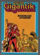 Koralle Gary Publishing Gigantik Strip-pocket N° 3:  Bodemloze Afgrond 1983 - Brammetje Bram