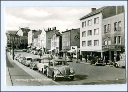 XX10271/ Hamburg Harburg Moorstr. Autos VW Käfer  AK Ca.1960 - Harburg