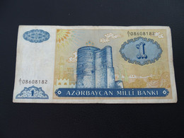 1 Manat Azerbeidzjan - Azerbaïjan