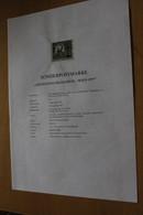 Österreich Amtl. Schwarzdruck Auf Erläuterungsblatt: Orthopädenkongress - Wien, 1997 - Non Classificati