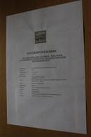 Österreich Amtl. Schwarzdruck Auf Erläuterungsblatt: Blasmusikkapelle/Tirol, 1997 - Non Classificati
