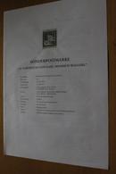 Österreich Amtl. Schwarzdruck Auf Erläuterungsblatt: Karl Heinrich Waggerl, 1997 - Non Classificati