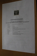 Österreich Amtl. Schwarzdruck Auf Erläuterungsblatt: 125 Jahre TÜV Österreich, 1997 - Non Classificati