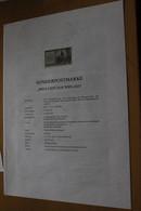 """Österreich Amtl. Schwarzdruck Auf Erläuterungsblatt: Wien Lädt Zur """"WIPA 2000"""", 1997 - Non Classificati"""