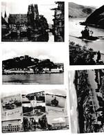 N 170  Lot 100 CPSM Différentes D Allemagne - 100 - 499 Cartoline