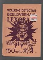 Bell Studio (Stichting Uitgeverij Beeldverhalen) Lex Brand 4 Chantage (Abas (Ben) [Abas (B.)]) 1985 - Andere