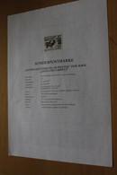 Österreich Amtl. Schwarzdruck Auf Erläuterungsblatt: Jagd Und Umwelt: Rotwildfütterung, 1997 - Non Classificati