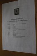 Österreich Amtl. Schwarzdruck Auf Erläuterungsblatt: Heiliger Petrus Canisius, 1997 - Non Classificati