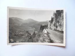 LES ROUSSES  -  39  -  Route De Morez  -  JURA - Autres Communes