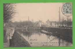59 - Lille - La Deule Et Le Pont De La Barre - Lille