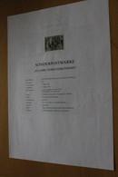 Österreich Amtl. Schwarzdruck Auf Erläuterungsblatt: 50 Jahre Verbundkonzern, 1997 - Non Classificati