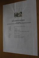 Österreich Amtl. Schwarzdruck Auf Erläuterungsblatt: Akademie Der Wissenschaften, 1997 - Non Classificati