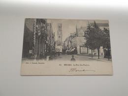 BRUGGE / BRUGES: La Rue Des Pierres - Brugge