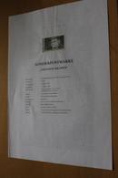 Österreich Amtl. Schwarzdruck Auf Erläuterungsblatt: Theodor Kramer, 1997 - Non Classificati