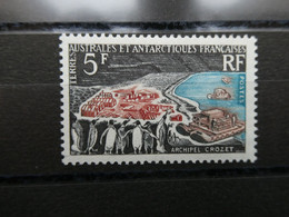 TAAF Terres Australes Et Antarctiques Françaises Neuf Sans Charnière  Poste N°20 Cote 92 € - Nuovi
