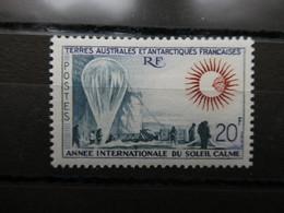 TAAF Terres Australes Et Antarctiques Françaises Neuf Sans Charnière  Poste N°21 Cote 115 € - Nuovi