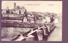 87 - LIMOGES - L'ABESSAILLE - ANIMÉE - - Limoges