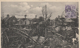 George St. From Catholic Convent Looking W., Showing St. Mary'School Room Unroofed, Plymouth, - Other