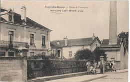 Fougerolles : Distillerie Léon Saguin Jeune - Altri Comuni