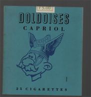 Drukwinkel Amsterdam Doldoises Capriol: 25 Cigarettes (Veso) 1980 (cover Asterix) - Asterix