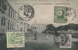 Port-au-Prince  -  La Place De L'Indépendance - Haiti