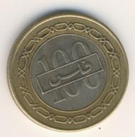 BAHRAIN 2001: 100 Fils, KM 20 - Bahrain