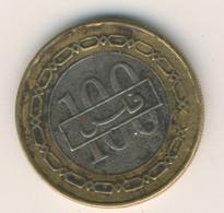 BAHRAIN 2000: 100 Fils, KM 20 - Bahrain