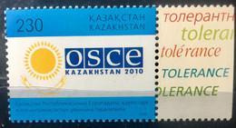 KAZAKHSTAN 2010 MNH STAMP ON CHAIRMANSHIP OF THE REPUBLICKAZAKHSTAN IN OSCE - Kazakhstan