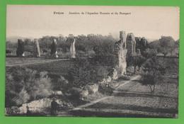 83 - Frejus - Jonction De L'Aqueduc Romain Et Du Rempart - Frejus