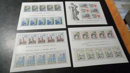 DM327 MONACO LOT 31 BLOCS NEUFS AVEC CHARNIERES PROPRES HORS TIMBRES A TRIER COTE++ DÉPART 10€ - Collections (en Albums)